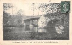 Lusignan Le Vieux Pont Du Parc Et Viaduc - Lusignan