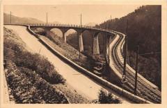 Env.nice Ligne Du Tram De Sospel A Menton Viaduc De Caramel - Sospel