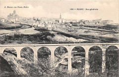 Rodez Vue Generale - Rodez