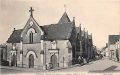 Mosnes Eglise - Mosnes