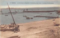 Fouras Le Port Sud Ou Napoleon Embarqua - Fouras