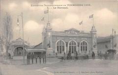 Exposition Internationale de Tourcoing 1906 - Le Kursaal - Tourcoing