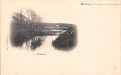 Maubeuge La Tourette (dos non divisé) - Maubeuge