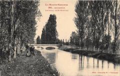 Boussens Le Canal De St Martory - Boussens
