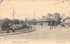 Saint Denis La Gare - Saint-Denis