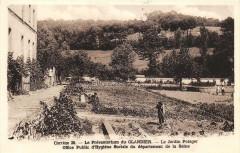 Preventorium Du Glandier Le Jardin Potager - Le Jardin