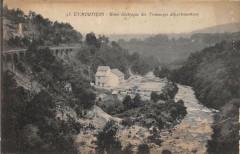 Eymoutiers Usine Electrique Des Tramways - Eymoutiers
