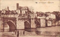 Limoges L'Abessaille (animée 87 Limoges