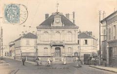 Rosny Sous Bois La Mairie 93 Rosny-sous-Bois