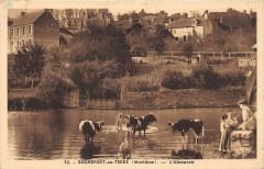 Rochefort En Terre L'Abreuvoir - Rochefort-en-Terre