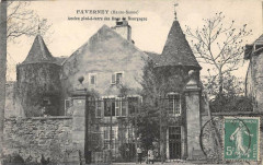 Faverney Ancien Pied A Terre Ducs Bourgogne - Faverney