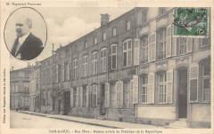 Rue Nève - Maison natale du Président de la République M. Raymond Poincaré - Bar-le-Duc