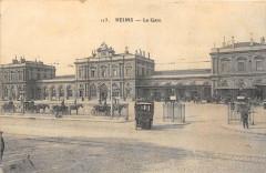 Reims La Gare - Reims