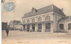 Blois La Gare - Blois