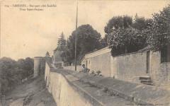 Langres Remparts Cote Sud Est (animé - Langres