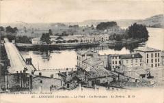 Libourne Le Pont Dordogne Tertre (frais de port offert - Libourne