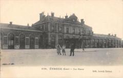 Evreux La Gare - Évreux