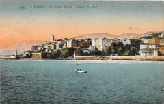 20 Corse Bastia Le Vieux Bastia Entree Du Port - Bastia