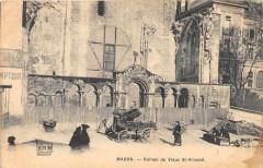 Macon Ruines Vieux Chateau Vincent (animée - Mâcon