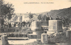 Ligny En Barrois Pont De La RueSaint-Dizier (Grosse Animation - Ligny-en-Barrois