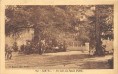 Ruffec Un Coin Du Jardin Public - Ruffec