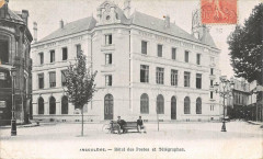 Angouleme Hotel Des Postes Et Telegraphes - Angoulême