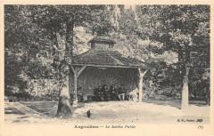 Angouleme Jardin Public - Angoulême