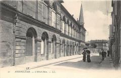 Angouleme L'Hotel Dieu - Angoulême