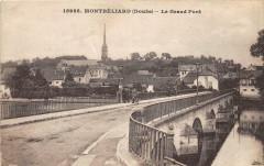 Montbeliard Le Grand Pont - Montbéliard