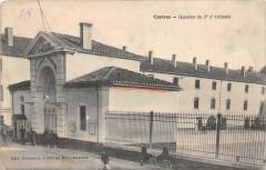 Castres Quartier Du 3e D'Artillerie - Castres