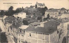 Montmoreau Panorama Vu Du Clocher - Montmoreau