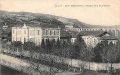 Bedarieux Hopital De La Providence - Bédarieux