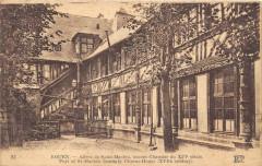 Rouen Aitres St Maclou Charnier - Rouen