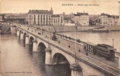 Roanne Pont Sur La Loire - Roanne
