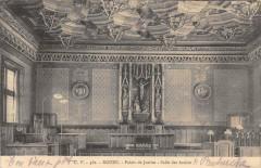Rouen Palais De Justice Salle Assises - Rouen