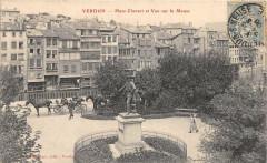 Verdun Place Chevert - Verdun