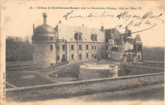 ChateauSaint-Germain Beaupre Pres La Souterraine (dos non divisé) - La Souterraine
