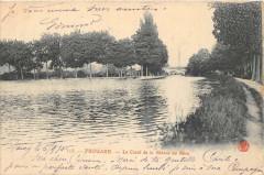 Frouard Le Canal De La Marne Au Rhin - Frouard