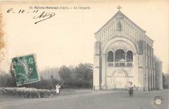 Sainte Solange La Chapelle - Sainte-Solange