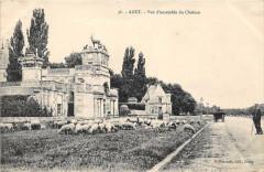 Anet Vue D'Ensemble Du Chateau - Anet