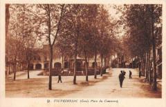 Vic Fezensac Place Du Commerce - Vic-Fezensac