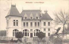 Montargis La Caisse D'Epargne - Montargis