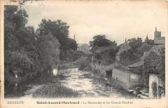 Saint Amand Montrond La Marmande Et Grands Moulins - Saint-Amand-Montrond