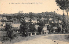 Troo Entree Du Bourg Cote Sud Ouest - Troo