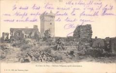 Le Puy Chateau Polignac Apres Restauration (dos non divisé - Polignac