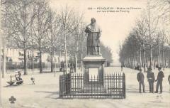 Perigueux Statue Fenelon Allees Tourny - Périgueux