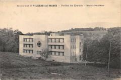 Villiers Sur Marne Pavillon Des Entrants Facade Posterieure 94 Villiers-sur-Marne