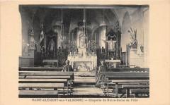 Saint Clement Sur Valsonne Chapelle Notre Dame De Pitie - Valsonne