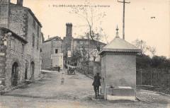 Villemolaque La Fontaine - Villemolaque