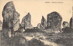 Carnac Menhirs De Kermario - Carnac